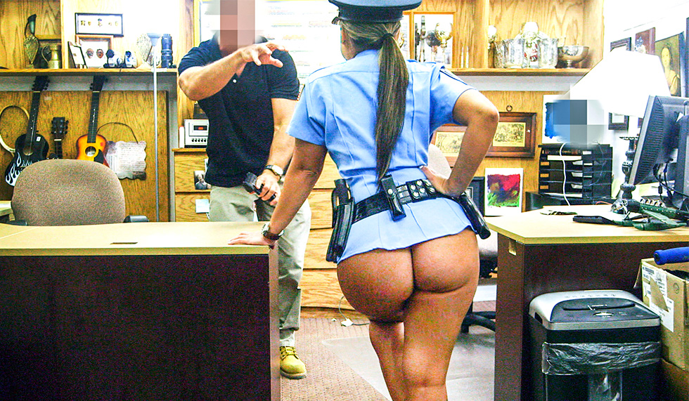 Ms police officer pawn and milf costume and latin bbw big ass milf and